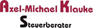 Axel-Michael Klauke Steuerberater - Logo